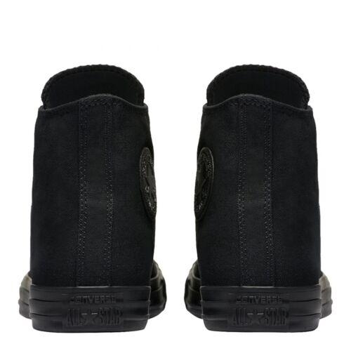 Taylor Chuck Star Sneaker Converse Hi All Nuova Triple Mens Black Top Taglie UtIwHqc