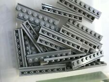 Lego Plate Modified 2 x 8 with Door Rail train lot of 4 pieces