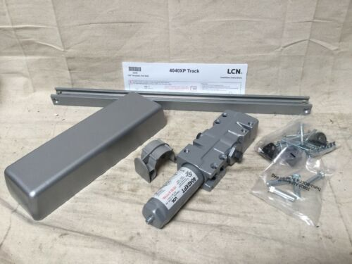 Heavy Duty Inte LCN 4040XPT-STD AL Manual Hydraulic LCN 4040-Series Door Closer