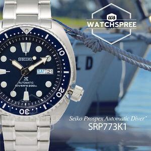 Seiko-Prospex-Automatic-Divera-s-Watch-SRP773K1-AU-FAST-amp-FREE