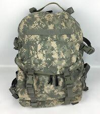 US Army MOLLE 2 Assault Pack ACU Digital Camo UCP USGI Military surplus Good