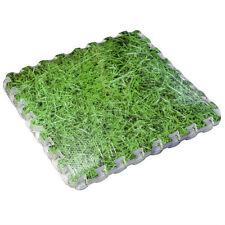Tappeto sotto piscina effetto erba moduli 50x50 cm confezioni da 2,25 mq