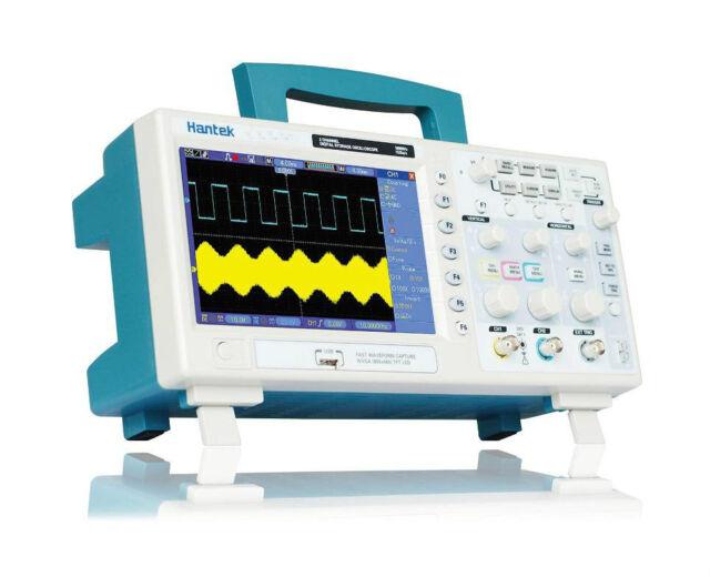 Hanek DSO5072P Digital 70MHz 2CH 1GS/s 7'' TFT LCD 800x480 USB Oscilloscope