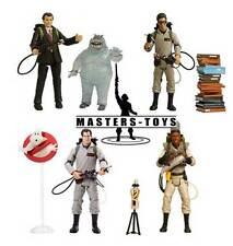 Egon, Ray, Winston, Peter! Alle 4 Figs zusammen in OVP!