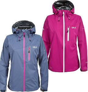 de4e57face834 Trespass Erika DLX Women s Waterproof Jacket Stretch Breathable ...