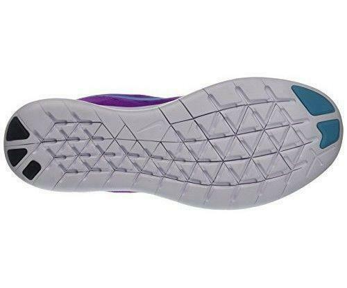 Womens NIKE FREE RN Hyper Violet Running Trainers 831509 500