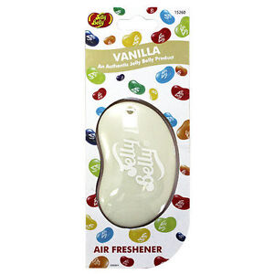 3d jelly belly vanilla fragrance jelly bean 3d car air. Black Bedroom Furniture Sets. Home Design Ideas