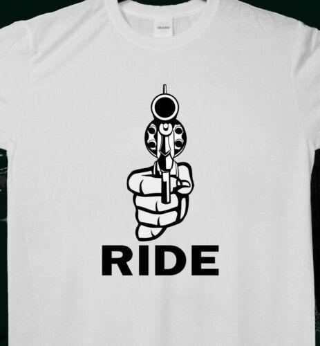 etc. Ride-Tarantula T-Shirt Large//Going Blank again//nulle part
