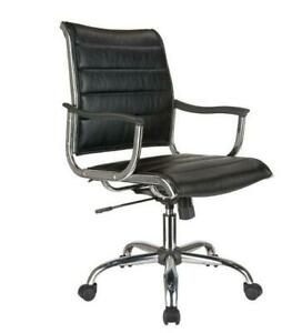 TygerClaw TYFC2003 Mid Back Bonded Leather Office Chair (Assembled) Markham / York Region Toronto (GTA) Preview