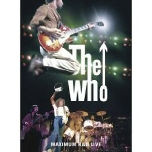 The-WHO-034-maximum-R-amp-B-Live-034-2-DVD-Digipack-Deluxe-Nuovo