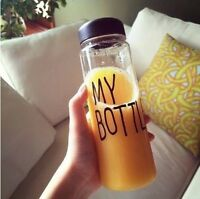 Us Seller- Hot Limited Sales My Water Bottle Tumbler Fruit Portable Cup Ba01