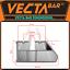 3 x Vecta Van Roof Rack Bars SWB L1 LOW H1 Roller Peugeot Expert 2007-2016
