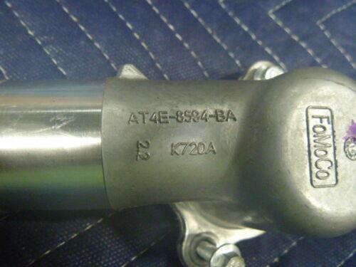 New Takeoff 11-14 15 Ford Edge Flex Taurus Thermostat Housing VIN 8 OEM 3.5 3.5L