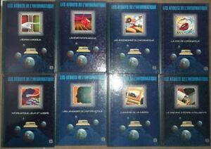 lot-8-livres-de-la-collection-les-atouts-de-l-039-informatique-programmes-sasfepus
