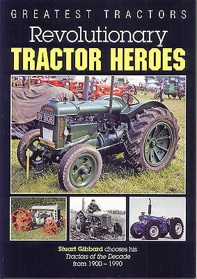 Greatest Tractors Revolutionary Tractor Heroes 1900-1990 Selected Material Industrial Farming & Agriculture