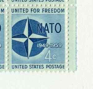 EMBLEMI-EMBLEM-U-S-A-1959-OTAN-NATO-10th-Anniversary