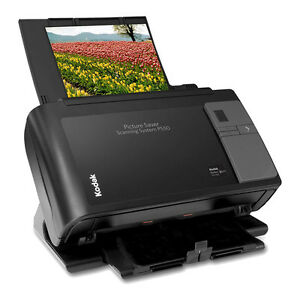 NEW KODAK 1099183 Kodak PS80 Sheetfed Scanner - 48-bit ...