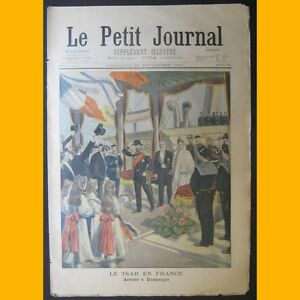 LE-PETIT-JOURNAL-Supplement-illustre-29-septembre-1901