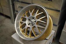 """4x Alufelge ASA AR1 20"""" LK5x120 passend für BMW X3 F25 + X83 und BMW X5 X53"""