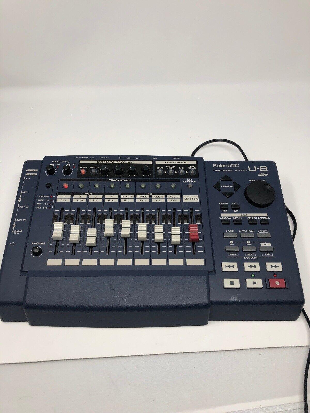 Roland ED USB Digital Studio U-8.