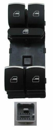 Interrupteur de Lève Vitre avant gauche VW Passat B7