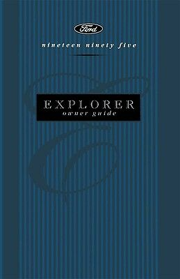 ford explorer owners manual user guide reference