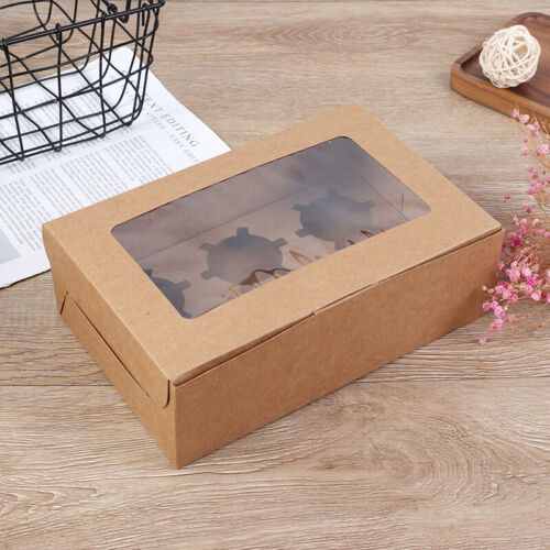 Paper Cookie Cake Packaging Box for Candy Kids Gift Party Supply Wedding Fa HcJC
