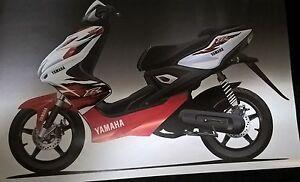 Yamaha-Aerox-50-034-Aufkleber-Satz-18-Teile-034-Original-Yamaha