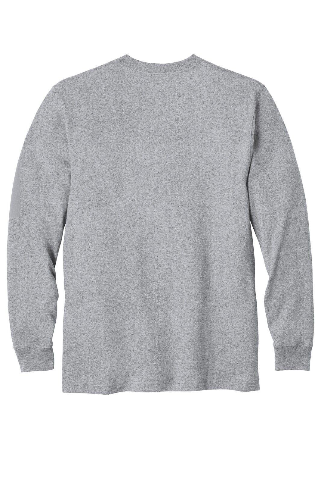 Carhartt - Coton, Homme VêteHommes t Travail Poche T-Shirt, Coton, - Régulier, Grand, aa2597