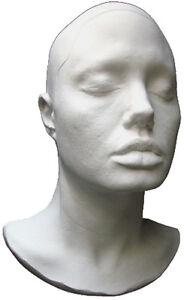 Angelina-Jolie-Life-Mask-Cast-Cleopatra-Lara-Croft-Tomb-Raider-Mrs-Smith