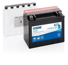 Batterie moto Exide YTX20HL-BS ETX20HL-BS 12V 18AH 270A 175X90X155MM