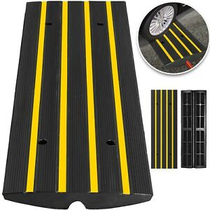 Car-Driveway-Curb-Ramp-Rubber-10000kg-Capacity-Warehouse-cost-effective