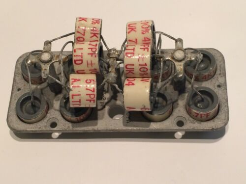 14x 5,7 PF en 4Kv de alto voltaje Capacitor Asamblea interesante fd2k53