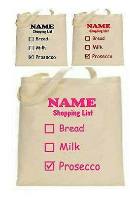 Personalised Tote Bag Foldable Shopping Bag Reusable Bag Novelty Shopper Bag