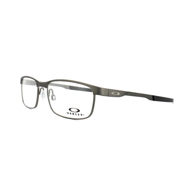 7b0a8f33077 Eyeglasses Oakley Steel Plate 3222-02 54 Powder Cement for sale ...