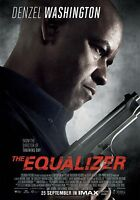The Equalizer FILM MOVIE GIANT wall Art Poster A1,A2,A3,A4 TER01
