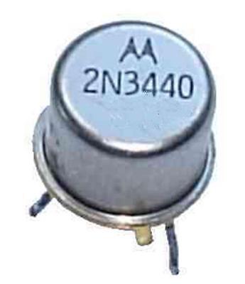 3 Pin to-39 5 x 2n3440 NPN ad alto voltaggio BIPOLARE transistor 1A 250V
