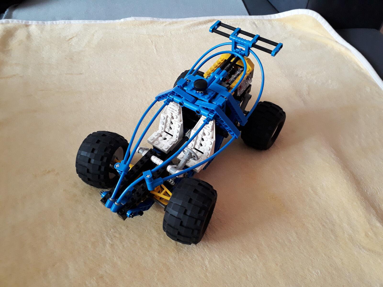 Lego Lego Lego Technic Future Car Off-Road 8437 c59dbe