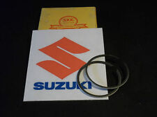 SUZUKI CS50 CL50 PISTON RINGS (1) +0.5mm  NOS