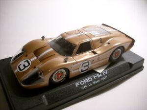 Nsr Ford Mkiv Lemans `67 Pour Circuit De Course Automobile 1:32
