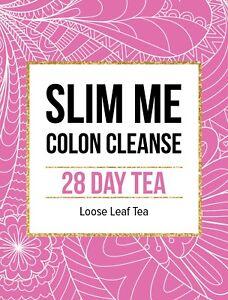Detox Tea-28 Day-Colon Cleanse-Skinny Tea Me-Weight Loss-Mint-Slim Tea-Teatox-AU