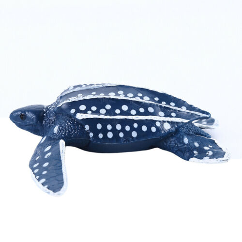 Plastic Simulation Wildlife Animal Turtle Sand Model Figurine Craft Art Decor Z