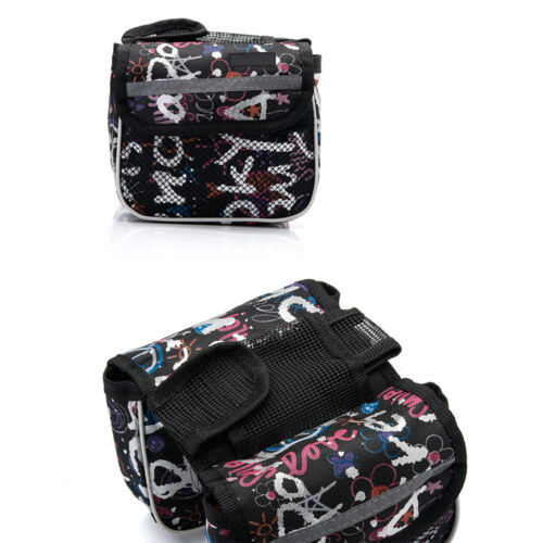 New Designed With Waterproof Cover Bike Bag Pannier Bicycle Cycling Saddle