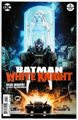 DC, 2018 NM Batman White Knight #6