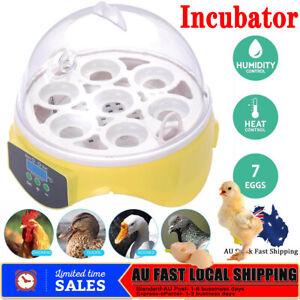 Digital-7-Eggs-Incubator-Automatic-Chicken-Hatcher-Chicken-Duck-Hen-Poultry-AU