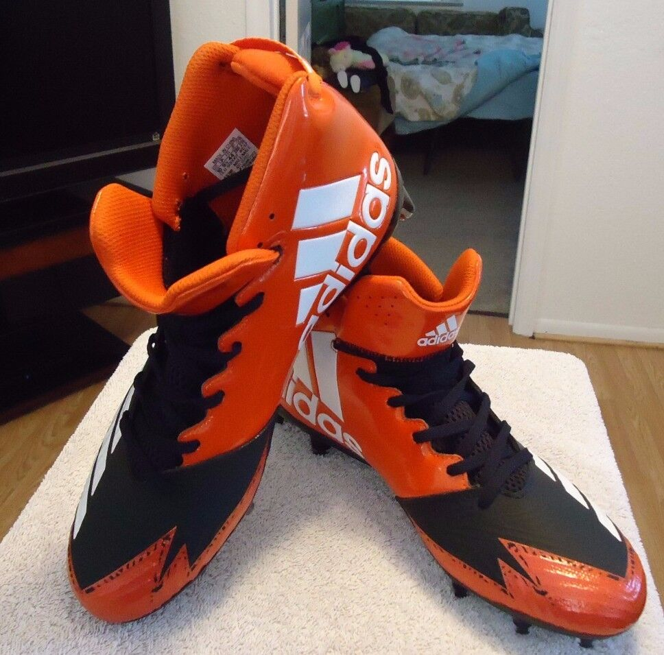 FOOTBALL SHOES ADIDAS  FREAK X CARBON MID SIZE 10 NEW