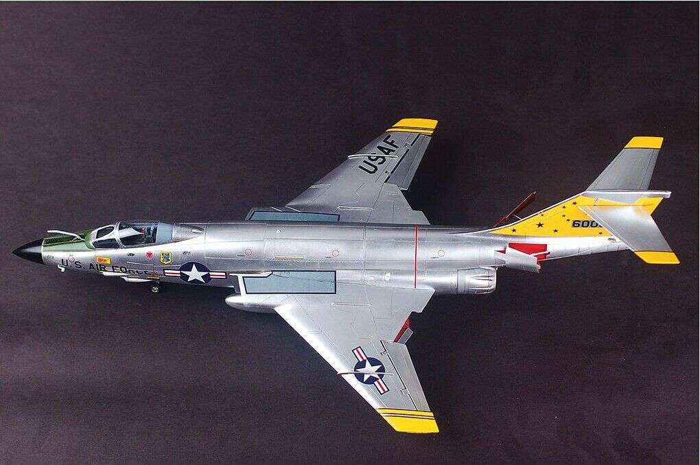 Brand New PS Plastic PE brass Decal 1 48 F-101 A C Voodoo Model Kit Nice Gift