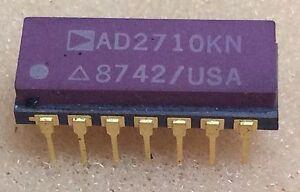 1-pc-AD2710KN-AD-10-000-Volt-Ultrahigh-Precision-Referenz-CDIP14
