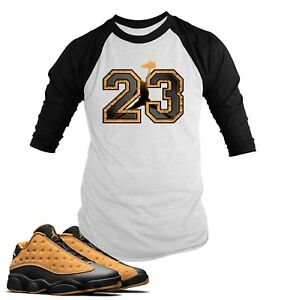 2417ba4d015bd9 23 Graphic Tee Shirt to Match AIR JORDAN 13 LOW CHUTNEY Shoe Big and ...