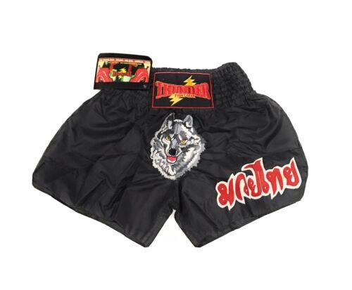 Thunderfightgear Muay Thai Wolf Shorts